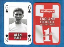 England Alan Ball Everton 6S